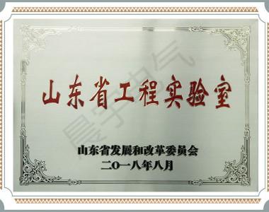 山东省工程实验室