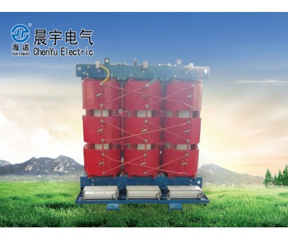 ZSC Series metallurgical project three-cracking rectifier transformer