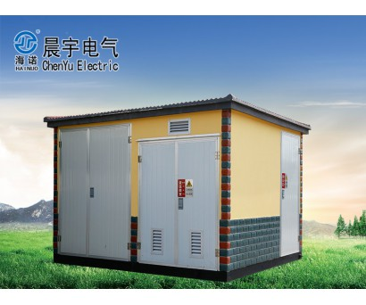 Box-type substation